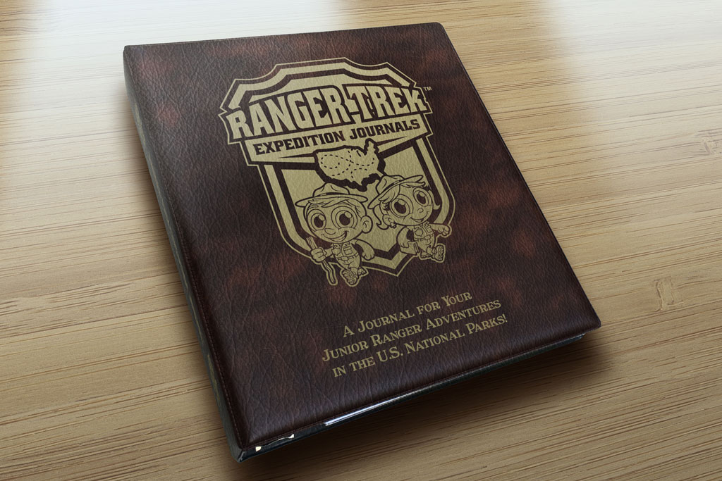 Ranger-Trek-Expedition-Journals-Main-Keepsake-Binder-Scrapbook-for-National-Parks-Trips-and-Vacations
